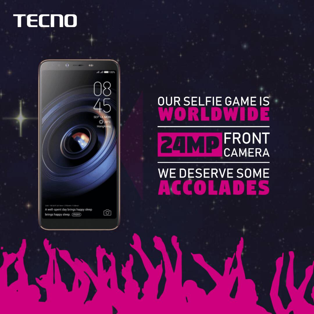 """accolade2.jpeg-Nigeria Mobile Giant, Tecno And Other Big Brands Now Taking Advantage Of The """"accolade"""" Trend(photo)"""