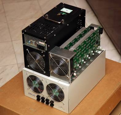 Bitcoin mining ASIC.jpg-How To Start Bitcoin Mining In Nigeria & Make Money