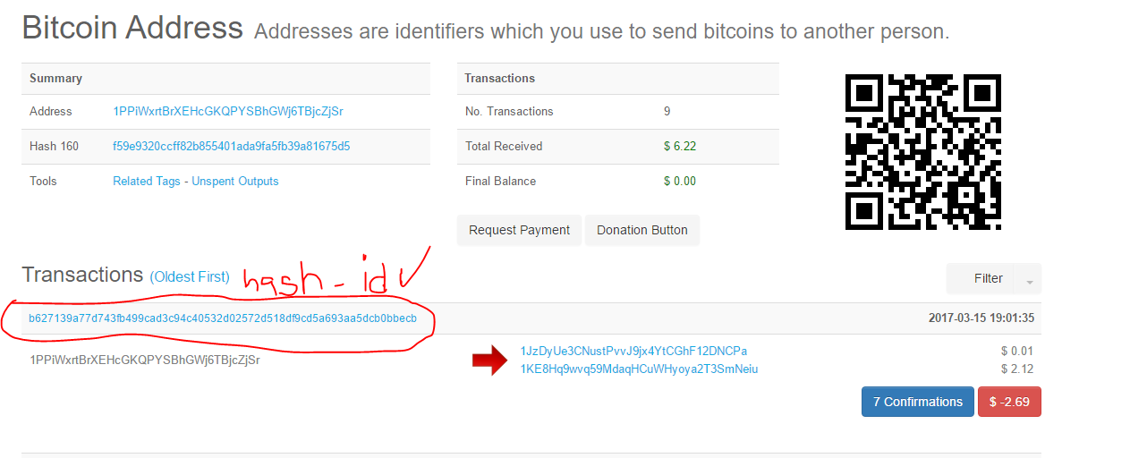 How to get transaction hash id from blockchainfo jackobian forums hash idg how to get transaction hash id from blockchainfo ccuart Gallery