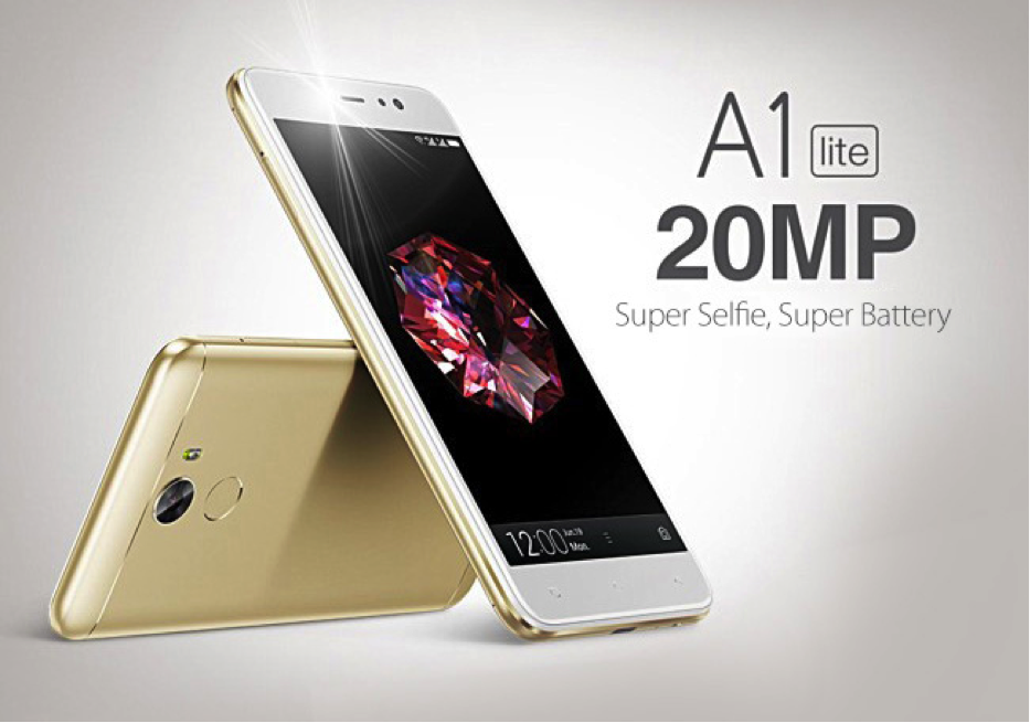 Infotainment.png-Checkout The New Gionee A1 Lite.. It's Beautiful And Powerful