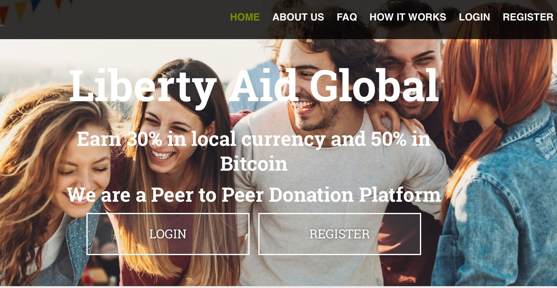 liberty aid profile pic.jpg-Now In Nigeria! Liberty Aid Global