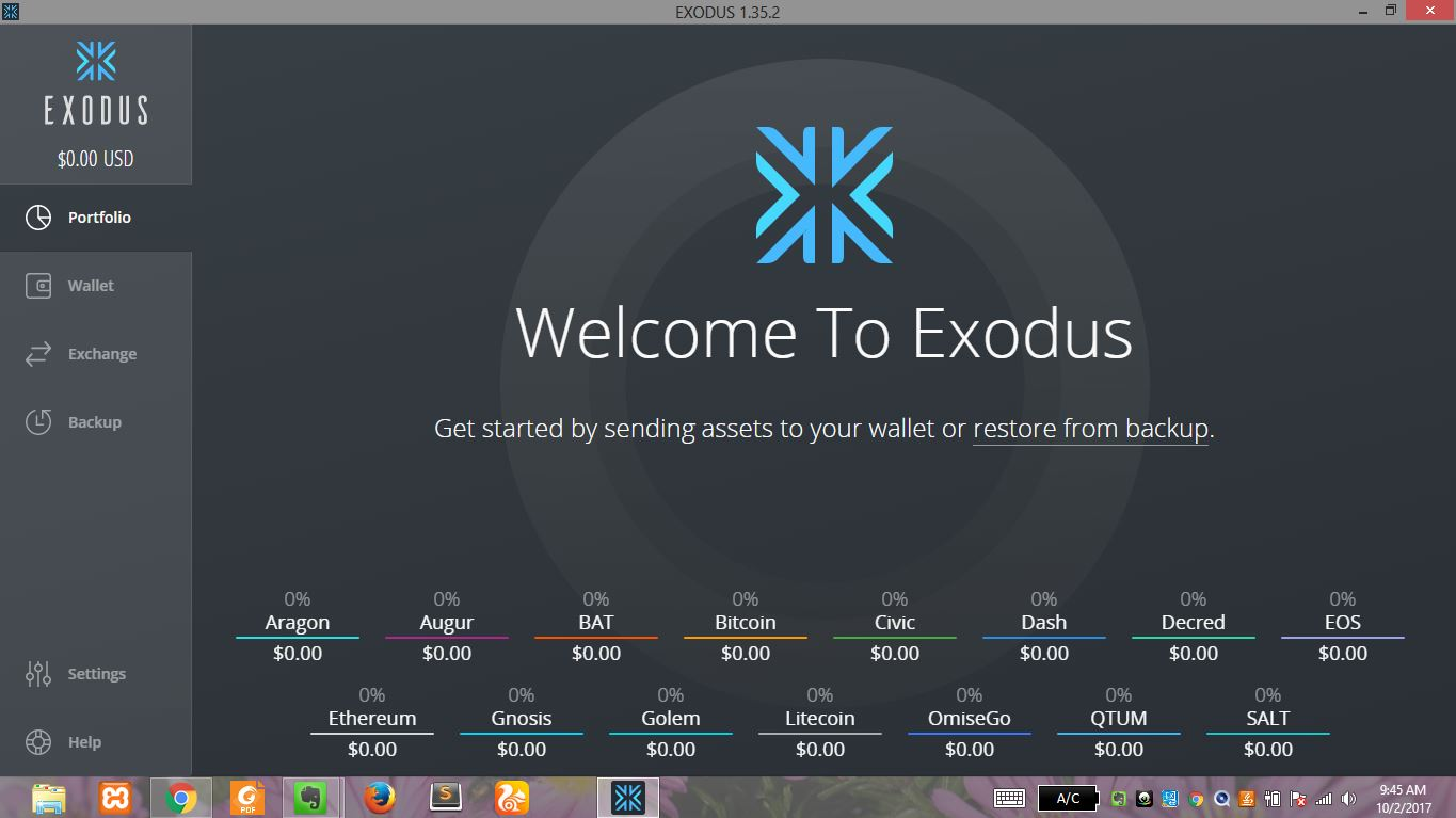Tutorial how to get free bitcoin gold from upcoming hard fork with new exodus walletg how to get free bitcoin gold from upcoming hard fork ccuart Gallery