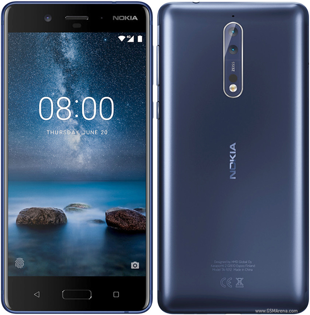 nokia-8-5.jpg-Nokia 8 Android Phone Is Now Available In Nigeria.. See Features