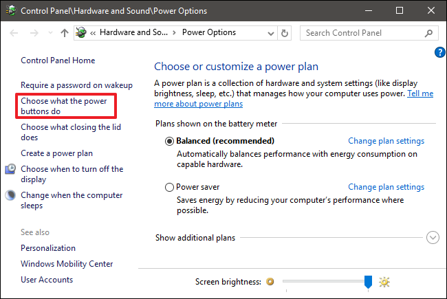 power-options-1-650x435.png-The Good And Bad Of Windows 8/10 Fast Startup..how To Activate And Deactivate It On Pc