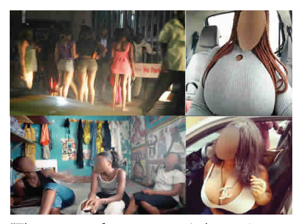 Hook up with ladies in lagos