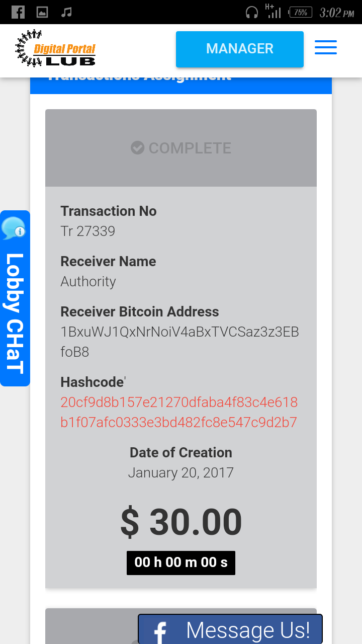 Screenshot_20170120-150202.png-Awesome!!!...get 100% Of Your Ph In Just 8 Days (payment Proof) Get In Here And Get Rich
