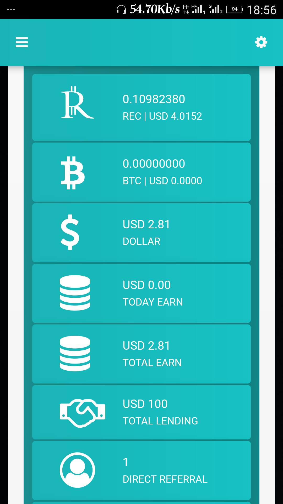 Screenshot_20171011-185626.png-Regalcoin Lending 2nd Day! Coin @ $36 With 86% Climb In 24 Hours