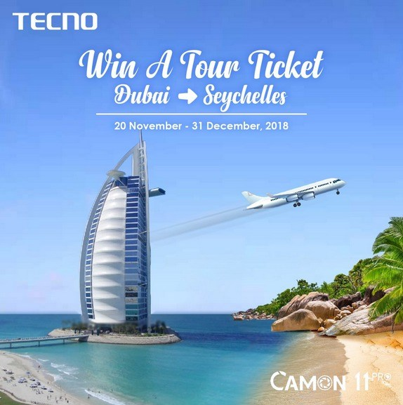 sy.jpg-You Can Win An All-expense Paid Trip To Dubai And Seychelles In The #24mpaiclearselfie Challenge: