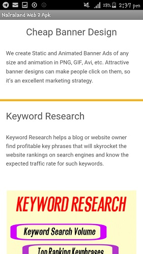 Web 2 Apk 6.jpg-Designs, Seo Tools, Developments Services